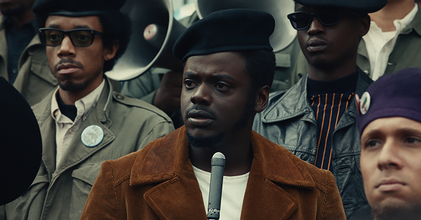 "Daniel Kaluuya as Fred Hampton in ""Judas and the Black Messiah."" - PHOTO COURTESY WARNER BROS"