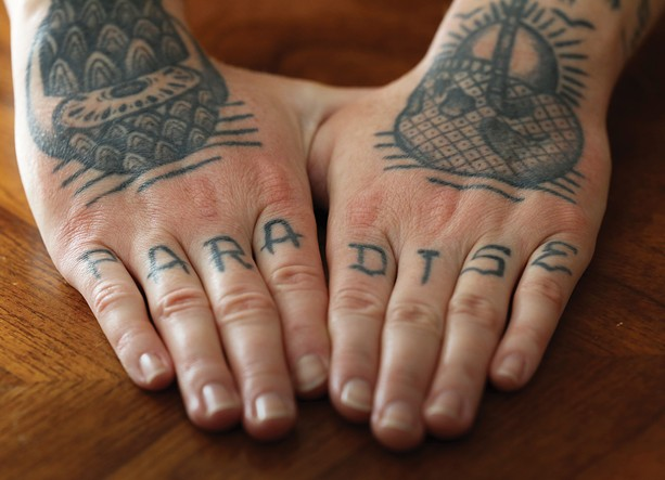 Peers has more tattoos than she did when she performed on national TV nearly seven years ago. - PHOTO BY MAX SCHULTE