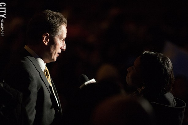 Bob Duffy was lieutenant governor under Gov. Andrew Cuomo from 2011 through 2014. - PHOTO BY JOHN SCHLIA