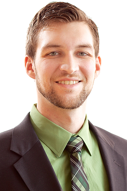 Morgan Fox, media relations director for the Colorado-based National Cannabis Industry Association. - PHOTO PROVIDED