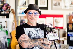 Rochester radio show host Brother Wease had a bad trip when he ate too many cannabis cookies - PHOTO COURTESY IHEART MEDIA.