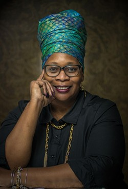 Melanie Funchess is a mental health advocate and the founder of Ubuntu Village. She is the former director of community engagement at the Mental Health Association of Rochester and Monroe County. - PHOTO PROVIDED BY MELANIE FUNCHESS
