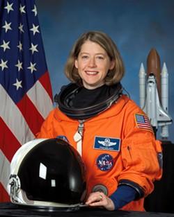 Bishop Kearney grad and former NASA astronaut Pam Melroy. - PHOTO PROVIDED BY NASA