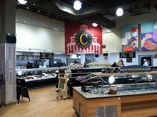 Constantino's Market on Mt. Hope Avenue in College Town was open for just 10 months before shutting down in 2016 for lack of business. - FILE PHOTO