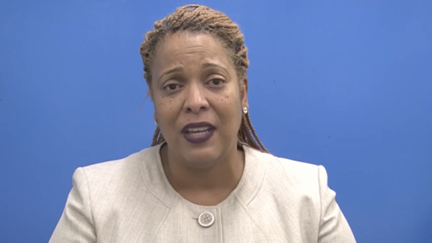 Rochester city schools Superintendent Lesli Myers-Small. - IMAGE FROM VIDEO PROVIDED BY ROCHESTER CITY SCHOOL DISTRICT