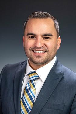 Rochester City Council member Jose Peo. - FILE PHOTO