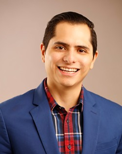 Victor Sanchez first ran for Monroe County Legislature in 2019, just seven months after becoming a U.S. citizen. - PROVIDED