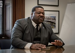 City Council Vice President Willie Lightfoot - FILE PHOTO