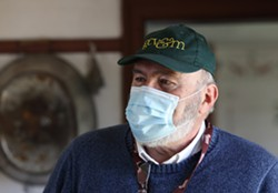 Brian Nagel, senior director of interpretation at GCV&M. - PHOTO BY MAX SCHULTE