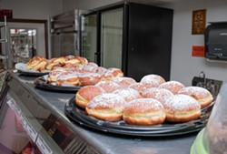 Fresh pastries at Dybowski Authentic Polish Market. - PHOTO BY JACOB WALSH