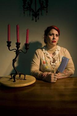 """Poet Rachel MicKibbens  presents """"8 Chamber Hunger Orchestra"""" at The Spirit Room on Sept. 18 and 25 as part of the 2021 Rochester Fringe Festival. - PHOTO PROVIDED"""