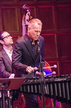 Joe Locke performed in Kilbourn Hall on Monday, June 22. - PHOTO BY MARK CHAMBERLIN