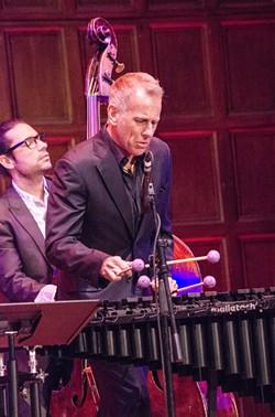 Joe Locke performed in Kilbourn Hall on Monday, June 22. - PHOTO BY MARK CHAMBERLIN