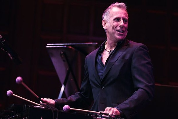 Joe Locke performed in Kilbourn Hall on Monday, June 22 - PHOTO BY FRANK DE BLASE