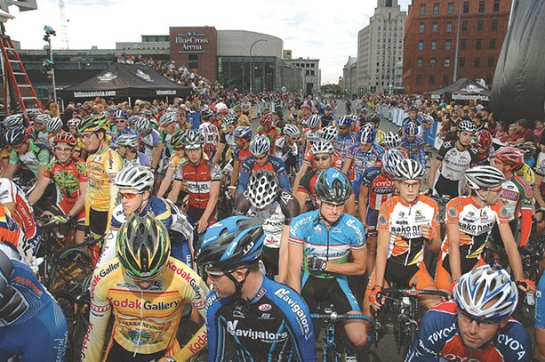 SUBMITTED BY ROCHESTER TWILIGHT CRITERIUM