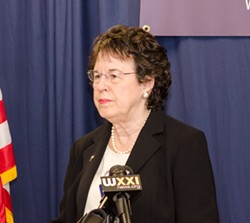 Sandra Frankel - FILE PHOTO