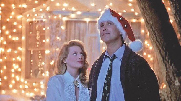 National Lampoon's Christmas Vacation - PHOTO COURTESY WARNER BROS