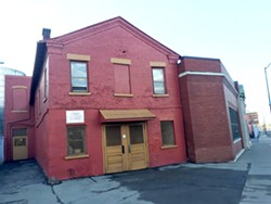 495 St. Paul Street - PHOTO BY CHRISTINE CARRIE FIEN