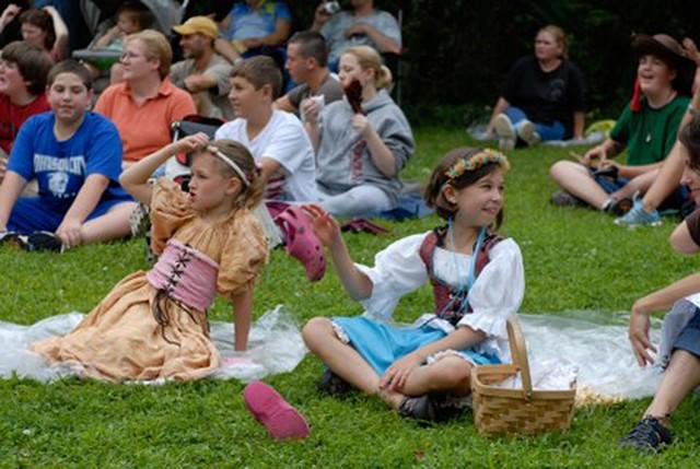 The Sterling Renaissance Festival. - PHOTO PROVIDED