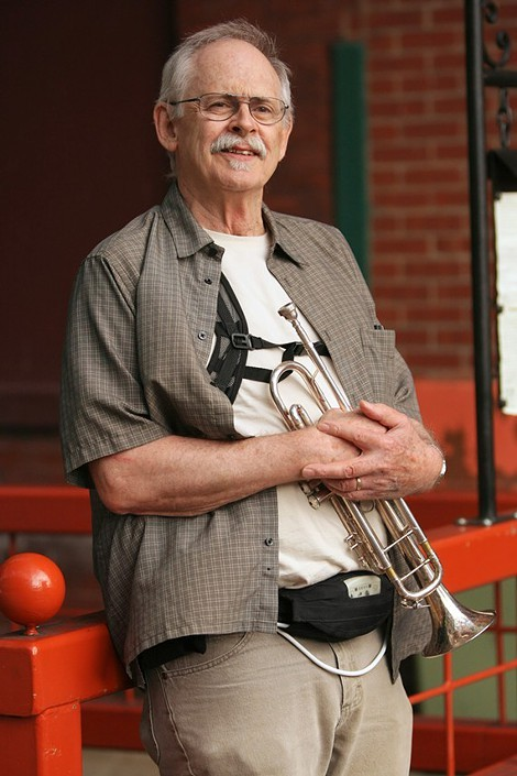 Jazz trumpeter and mentor Paul Smoker - PROVIDED PHOTO