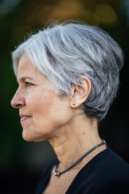 Dr. Jill Stein - PHOTO BY TODD COOPER/EUGENE WEEKLY