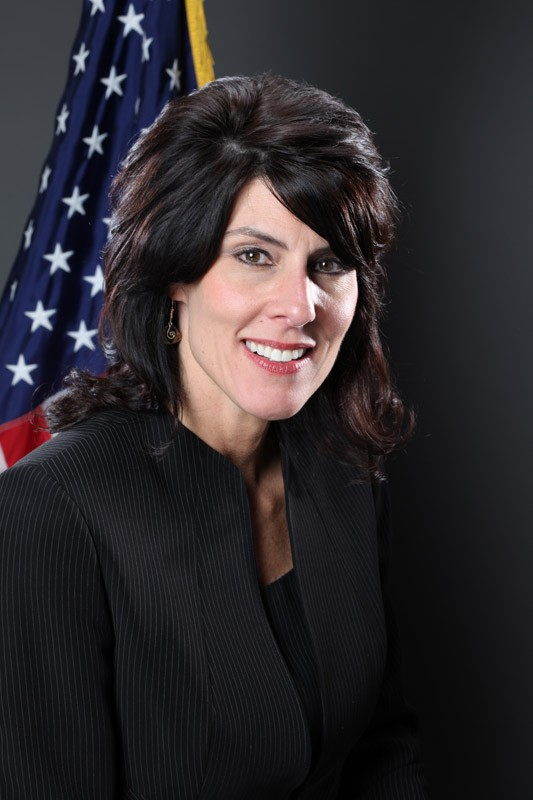 Republican Cheryl Rozzi - FILE PHOTO