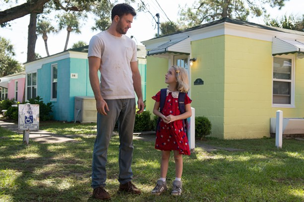 """Photo: Chris Evans and Mckenna Grace in """"Gifted."""" - PHOTO COURTESY FOX SEARCHLIGHT"""