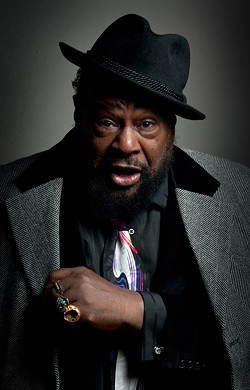 George Clinton will perform at the recently opened Funk 'n Waffles Music Hall. - PROVIDED PHOTO