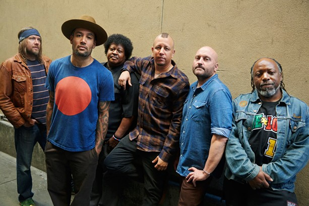 Ben Harper and the Innocent Criminals will perform at the Dome Arena on August 20. - PHOTO BY DANNY CLINCH
