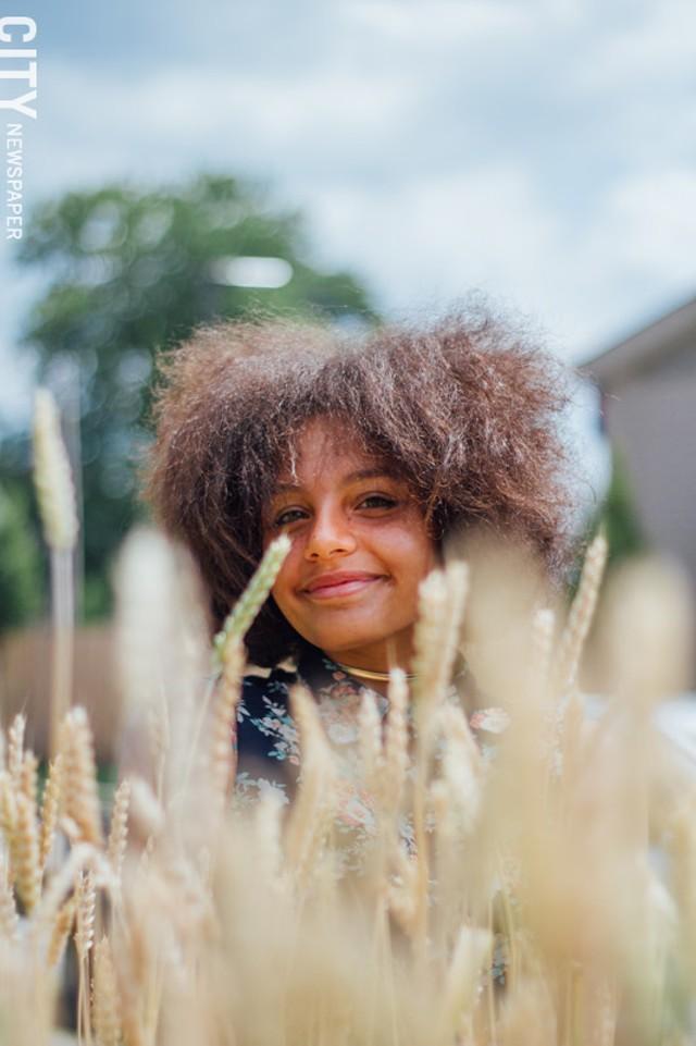 Taliyah Morales - PHOTO BY KEVIN FULLER