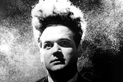 "Jack Nance in David Lynch's ""Eraserhead."" - PHOTO PROVIDED"