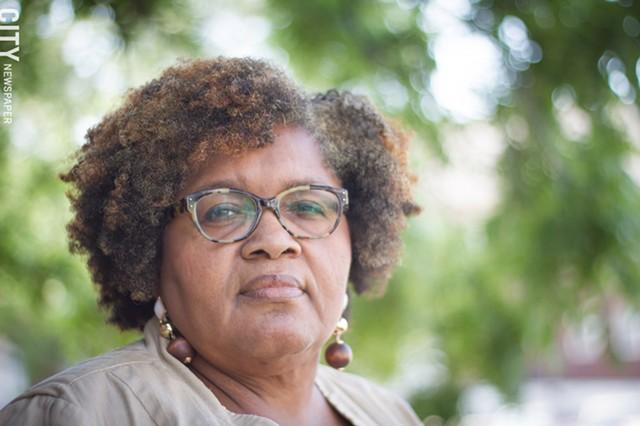 Cynthia Elliott - PHOTO BY KEVIN FULLER