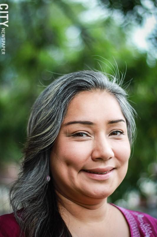 Jackie Ortiz - PHOTO BY KEVIN FULLER