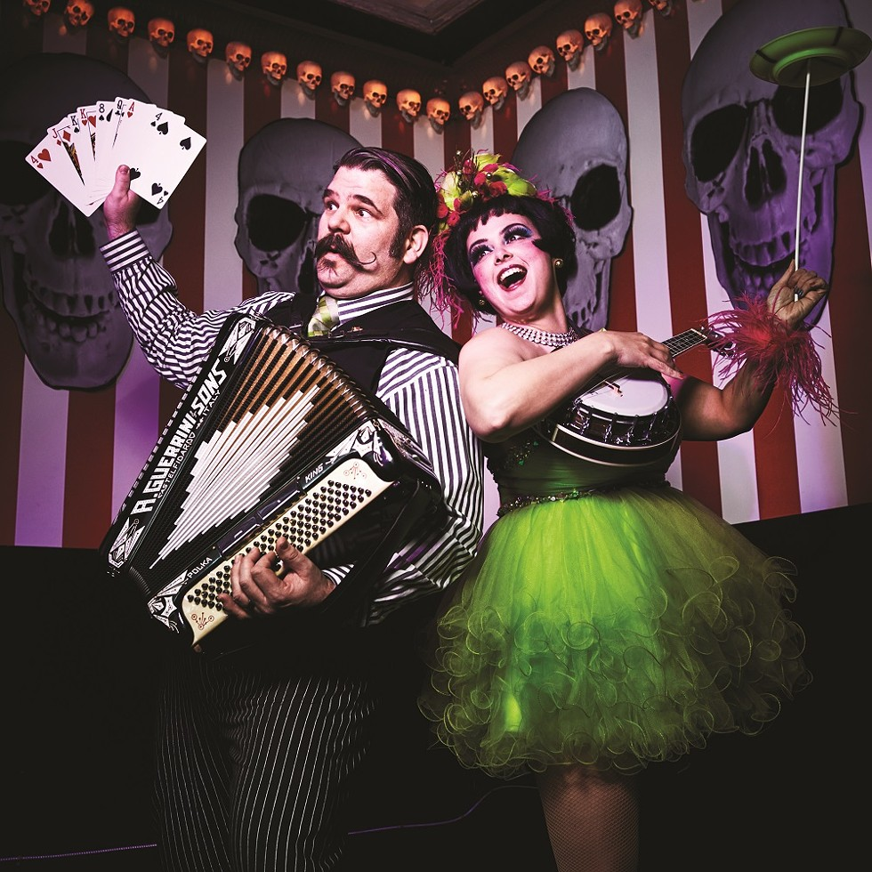 Pinch and Squeal. - PHOTO COURTESY KEYBANK ROCHESTER FRINGE FESTIVAL