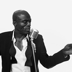 Seal will play Kodak Hall on Friday, June 22, as part of XRIJF 2018. - PHOTO COURTESY XEROX ROCHESTER INTERNATIONAL JAZZ FESTIVAL