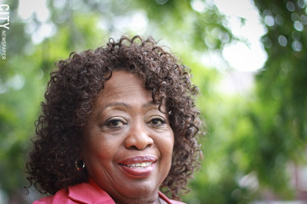 "City Council President Loretta Scott: ""Council anticipates that changes will be substantive."" - FILE PHOTO"