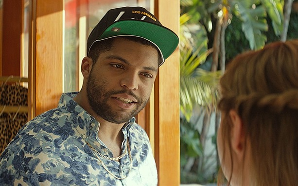 "O'Shea Jackson Jr. in ""Ingrid Goes West."" - PHOTO COURTESY NEON"