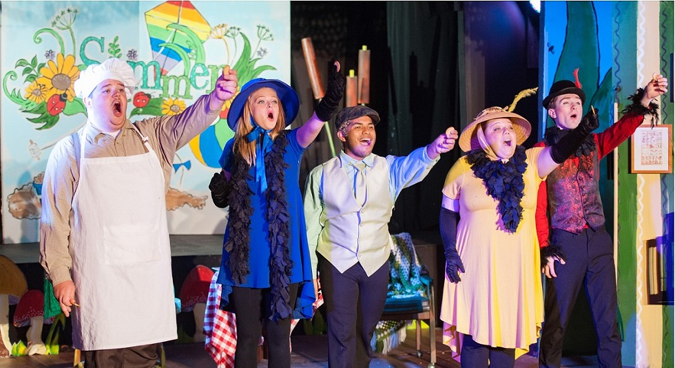 RAPA Family Theatre has announced its 2018-19 lineup, including two summer shows. - PHOTO COURTESY SAMPER IMAGES