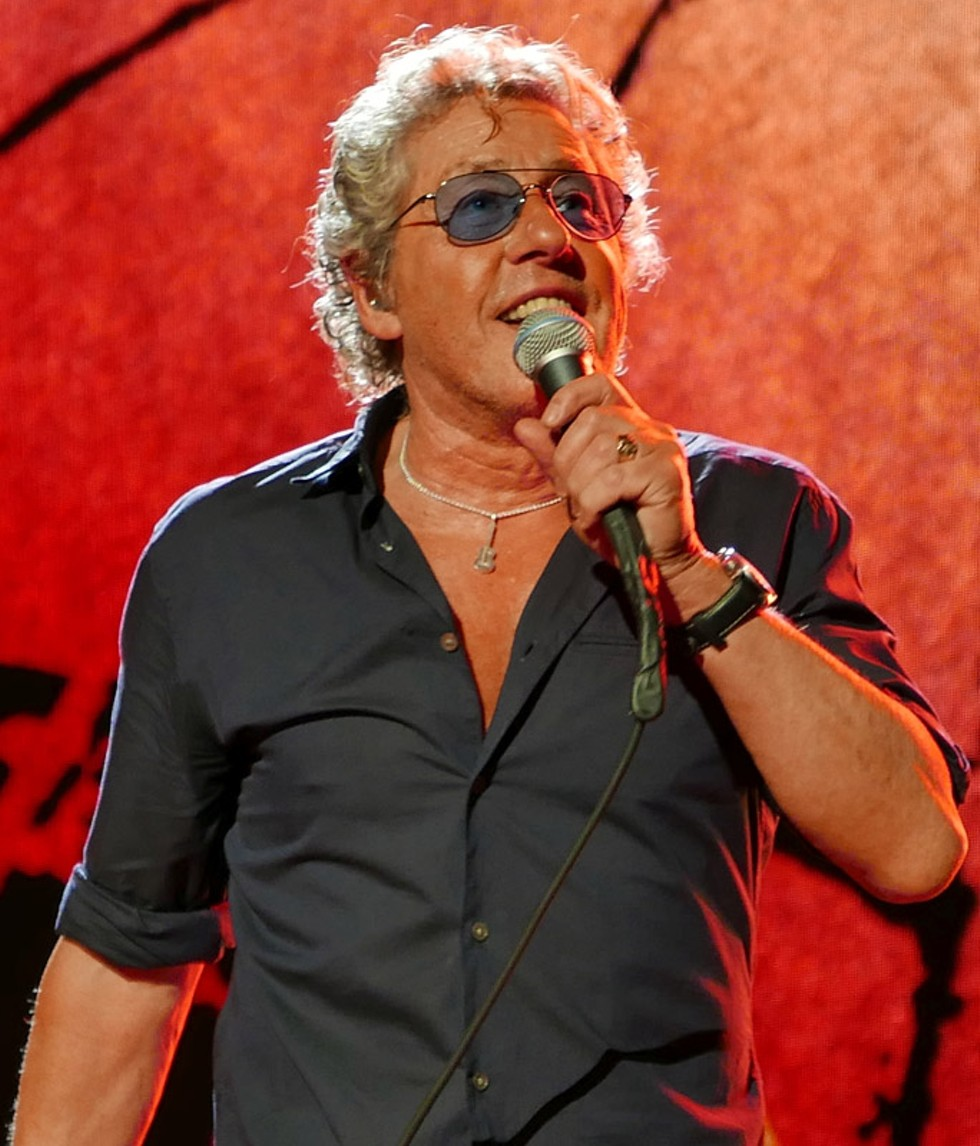 The Who's Roger Daltrey plays CMAC on June 30. Photo provided - PHOTO PROVIDED