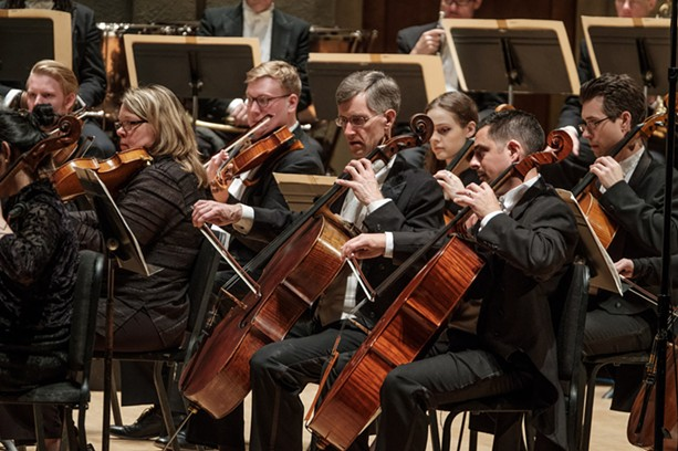 The RPO will record Jennifer Higdon's Harp Concerto in concert on September 20 and 22 - PHOTO BY ERICH CAMPING