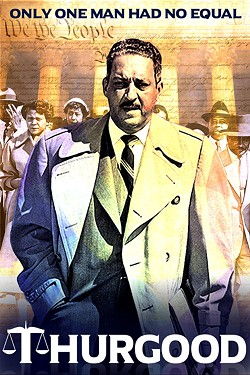"Geva's 2018-19 season includes ""Thurgood,"" the one-man play about Supreme Court Justice Thurgood Marshall. - PHOTO PROVIDED"