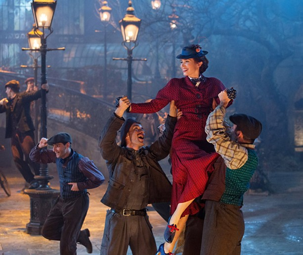 Mary Poppins Returns - WALT DISNEY STUDIOS