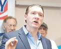 Democratic House candidate Nate McMurray - FILE PHOTO