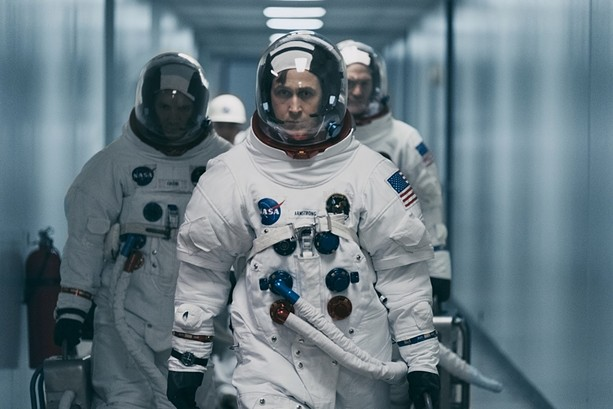 "Ryan Gosling in ""First Man."" - PHOTO COURTESY UNIVERSAL PICTURES"
