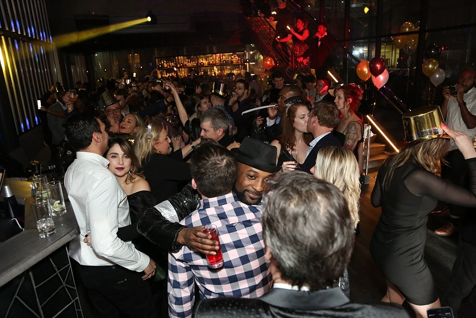 SKYWAY hosted a Michael Jackson vs Prince dance party on New Year's Eve. - PHOTO BY GOOD KNEWS PHOTOGRAPHY