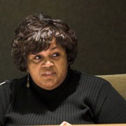Rochester school board Vice President Cynthia Elliott - FILE PHOTO