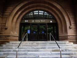 Rochester City Hall - FILE PHOTO