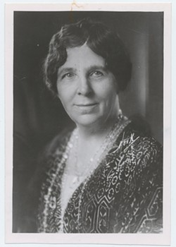 Helen Barrett Montgomery. - FROM THE COLLECTION OF THE ROCHESTER PUBLIC LIBRARY LOCAL HISTORY DIVISION