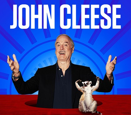 COMEDY | 'John Cleese is at it Again'