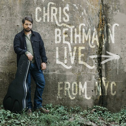 Album review: 'Live from New York City'